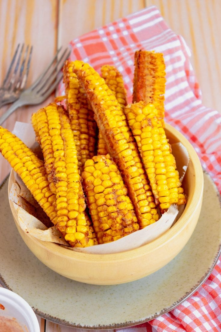corn riblets recipe